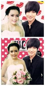 Merried with Kim Jong Woon ^^